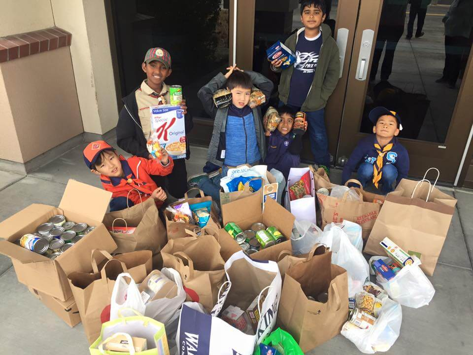 2016 Scouting For Food Pack 996