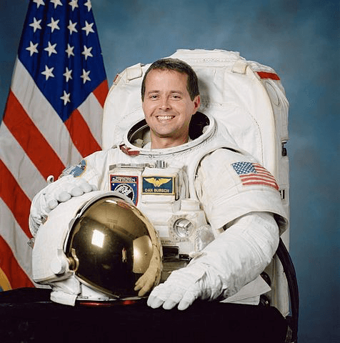 Astronaut Daniel Bursch